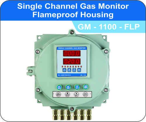 Single Channel Gas Monitor