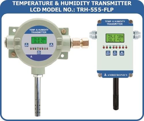 Temp And Humidity Transmitter