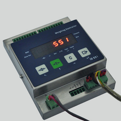 ID551 Industrial Weighing Process Controller