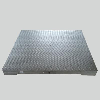 Floor Scale Stainless Steel Platform