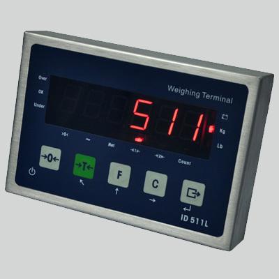 ID511L High Accuracy Weighing Terminal