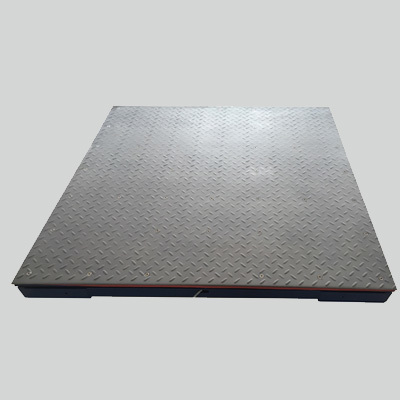 Shock Resistance Floor Scale Stainless Steel Platform with Frame