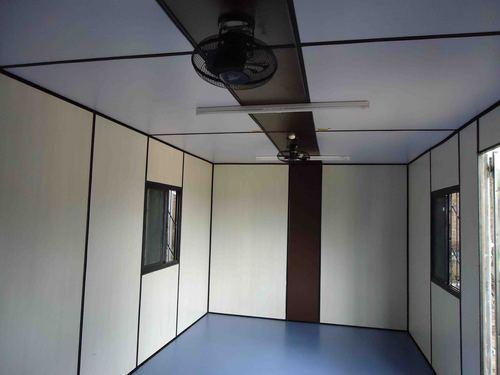 Steel Modular Portable Cabin