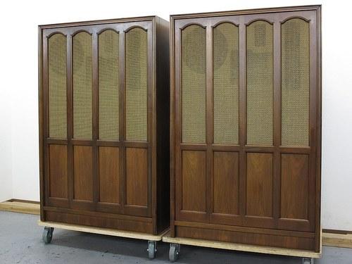 Speakers voice vintage electro Vintage 1960s