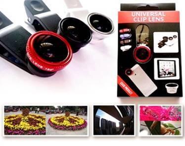 612 Mobile Accessory Universal Clip Lens