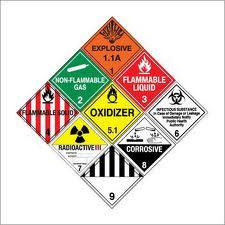 Dangerous Goods Compliance Solution