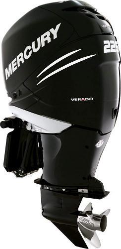 Outboard Motor Four Stroke Verado Mercury 225CXL-Verado