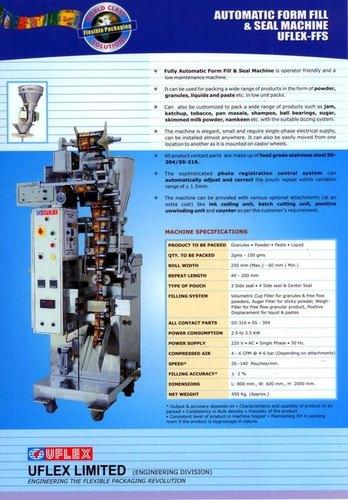 FFS Form Filling Machine