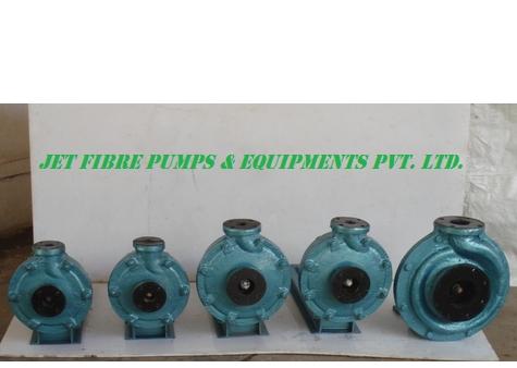 C.I. Ebonite Pumps