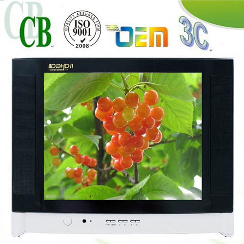 14inch CRT Color TV