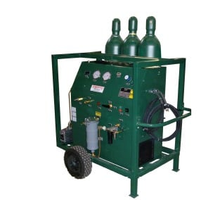 SF6 Gas Recovery And Purifying Unit
