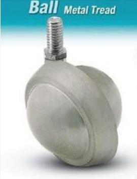 Shepherd Ball Metal Tread Casters