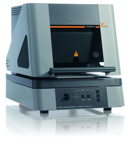X-Ray Fluorescence Instrument