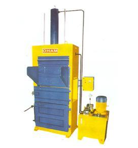 Hydraulic Baling Press For Plastic Bottles (45 Ton)
