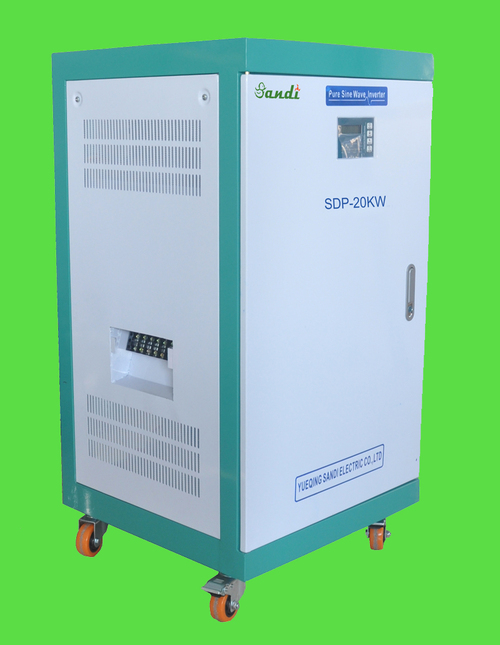 20kw Off Grid Dc To Ac Inverter With 3 Phase 380vac Pure