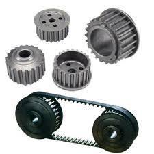 Industrial Conveyor Belt Pulley