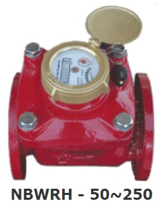 Mechanical Water Meter (Woltman Type)- Cold And Hot