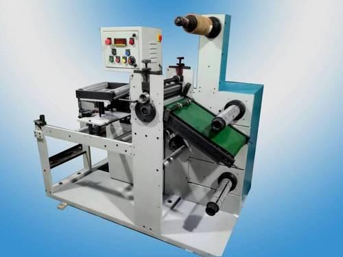 Roll To Sheet Cutting Machine (Re-Se-300)