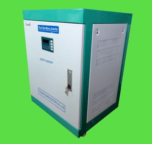 4kw Off Grid Pure Sine Wave Inverter With Lcd Display