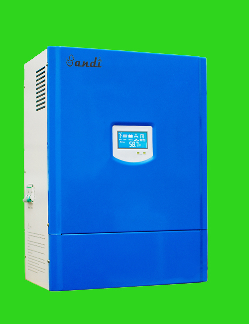 Wind-Solar Hybrid Controller 13kw