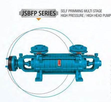 Self Priming High Pressure Pump