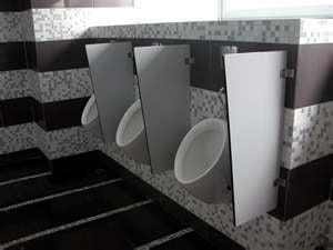 Urinal Partition Systems