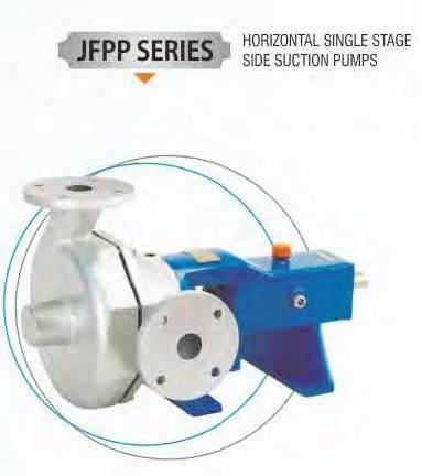 Side Suction Pump