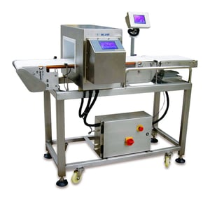 Check Weighers with Touch Screen Display