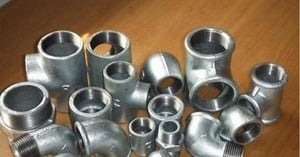 Hot Dip Galvanized Malleable Cast Iron Pipe Fittings