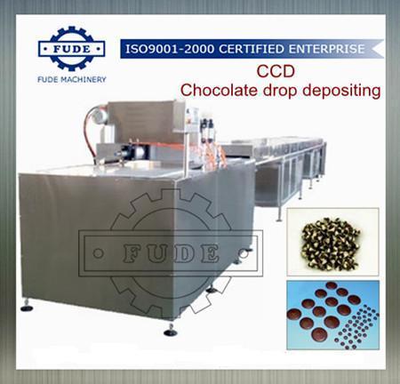 Chocolate Drop Depositing Line
