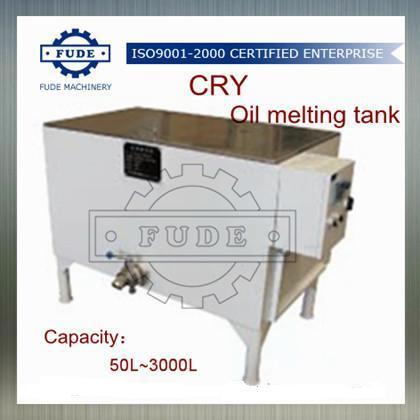 Oil Melting Tank