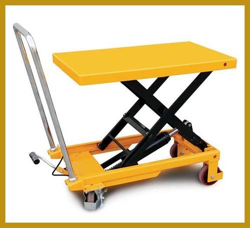 Single Shear Lift Table