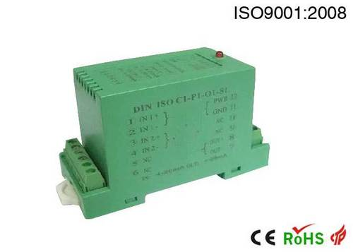 High-Current Output Signal Transmitter/Converter (Up To 1kma Output)