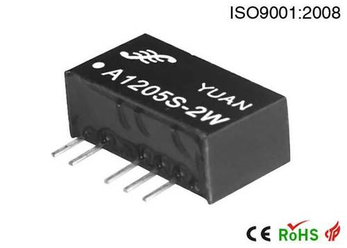 Fixed Input Unregulated Single Output Dc Converter 3w