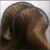 Remy Hair Hand-Tied Weft
