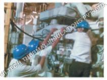 Engine Exhaust Insulation