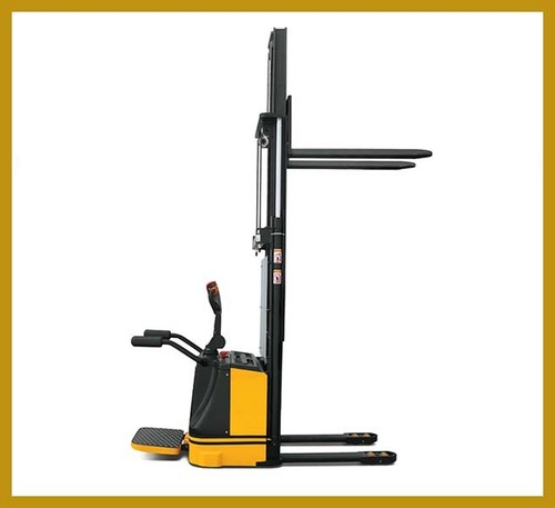 Electric Powered Stacker (Stand On)