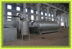 Waste Tyre Crusher Recycling Machine (Professional Design)