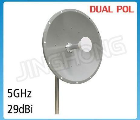 5 8GHz Wlan And Wifi Parabolic Dish Antenna in Shanghai