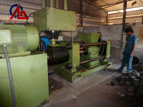 Briquetting Press For Brass Scrap