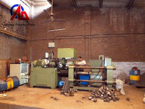 Briquetting Press for Casting Company