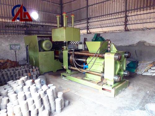 Cast Iron Chips Briquetting Press