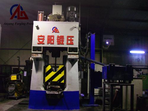 Plc Hydraulic Die Forging Hammer