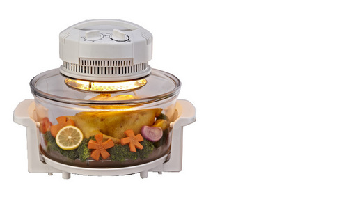 Mechanical Timer Control Halogen Oven