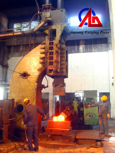 Single Arm Electro Open Forging Hammer