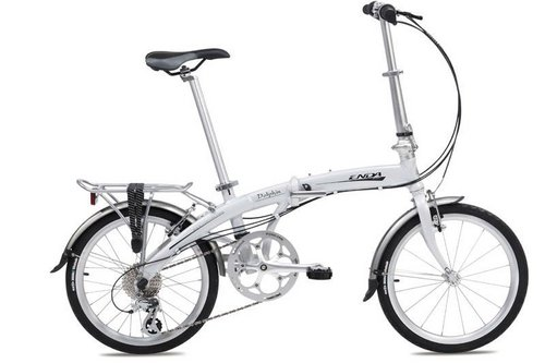 "Inner 3 Speed 20"" Aluminium Foldable Bicycles"