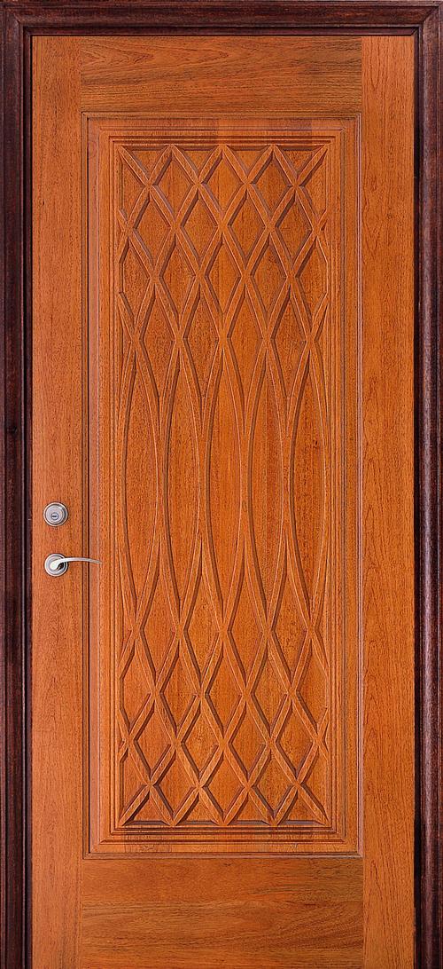 Solid Wood Door (Kl165)