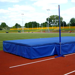 High Jump Crash Pits