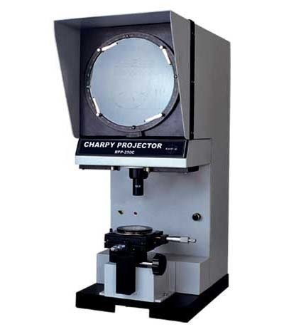 Charpy Projector
