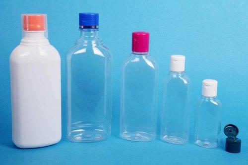 Plastic Shampoo Bottle